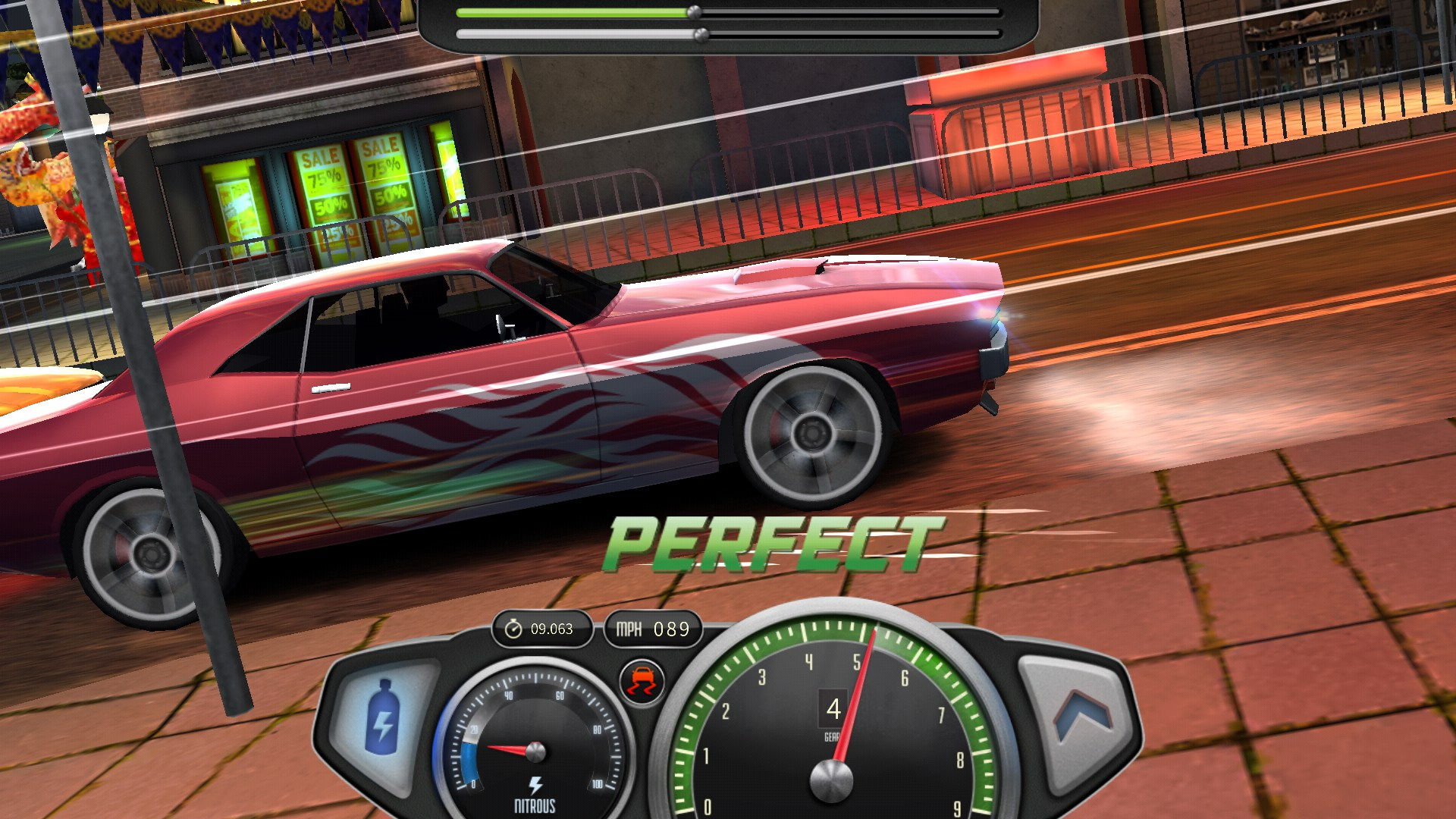 Drag Extreme Racing 3D Для Android